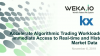 Accelerate Algorithmic Trading Workloads with Immediate Access to Real-time Data