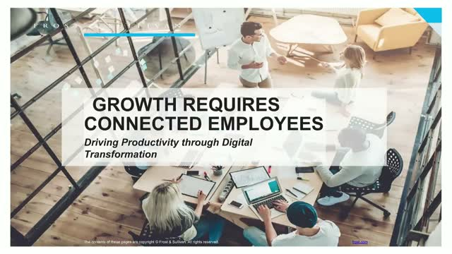 Growth Requires Connected Employees