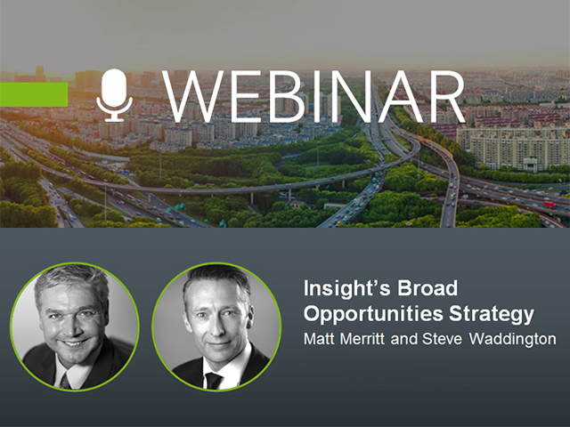 Insight's Broad Opportunities Strategy