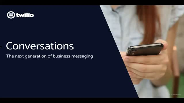 Conversations: The Next Generation of Business Messaging