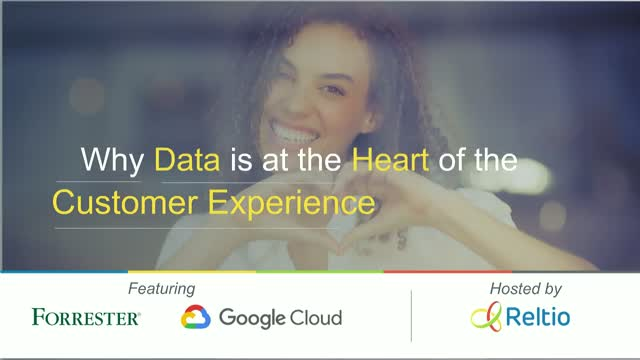 Why Data is at the Heart of Customer Experience