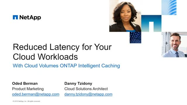 How to Reduce Latency For Your Cloud Workloads