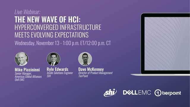 The New Wave of HCI: Hyperconverged Infrastructure Meets Evolving Expectations
