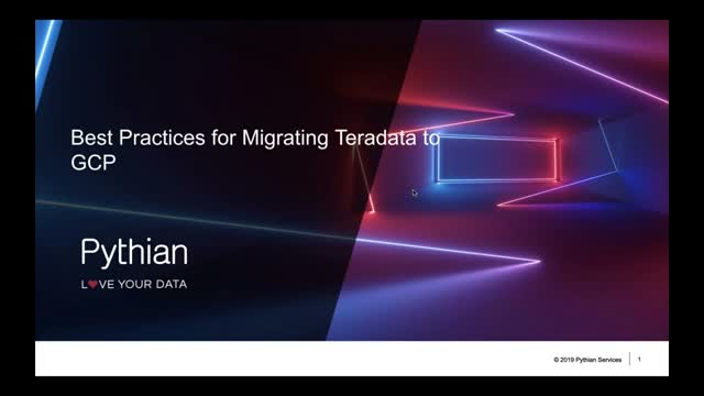Best Practices for Migrating Teradata to Google BigQuery