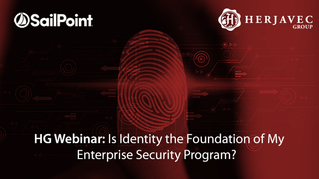 Is Identity the Foundation of My Enterprise Security Program?