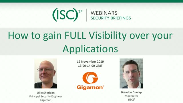 How to gain FULL Visibility over your Applications