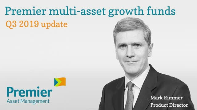 Premier Multi-Asset Growth Funds: Q3 2019 update