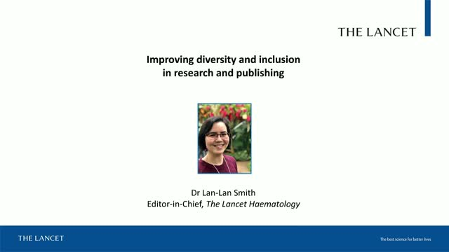 Improving diversity and inclusion in research and publishing