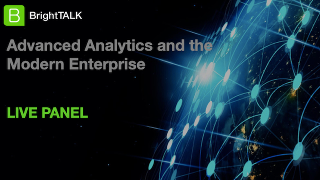 Advanced Analytics and the Modern Enterprise
