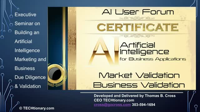 AI Market/Business Due Diligence Validation Before You Buy-Build an AI Solution