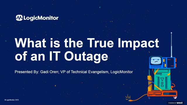 What is the True Impact of an IT Outage?