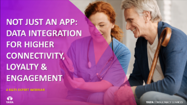 Not just an App: Data Integration for Higher Connectivity, Loyalty & Engagement