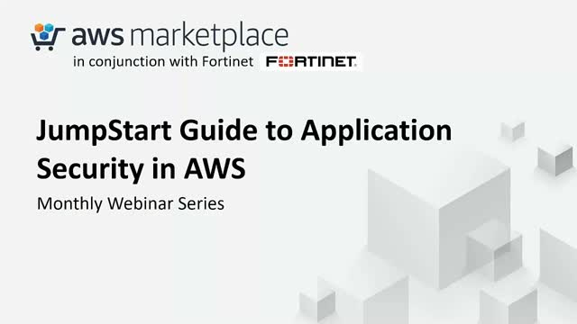 JumpStart Guide to Application Security in AWS
