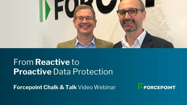 EMEA: From Reactive to Proactive Data Protection
