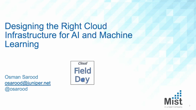 How to Build the Right Cloud for the AI-driven Enterprise