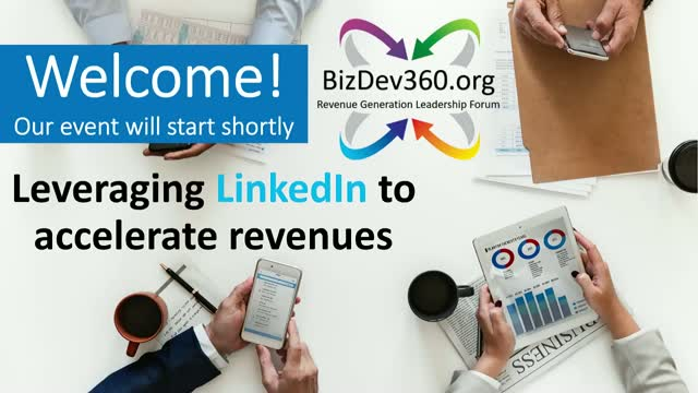 How a LinkedIn Strategy will Accelerate Revenue.