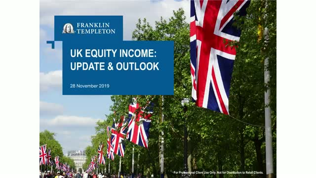 UK Equity Income: Update & Outlook