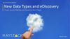 New Data Types and eDiscovery: From Social Media and Slack to the Cloud