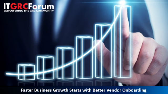[Earn CPE] Achieving Faster Business Growth with Better Vendor Onboarding