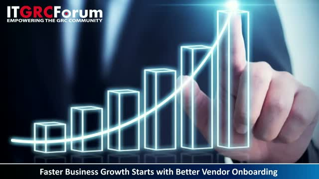 Faster Business Growth Starts with Better Vendor Onboarding
