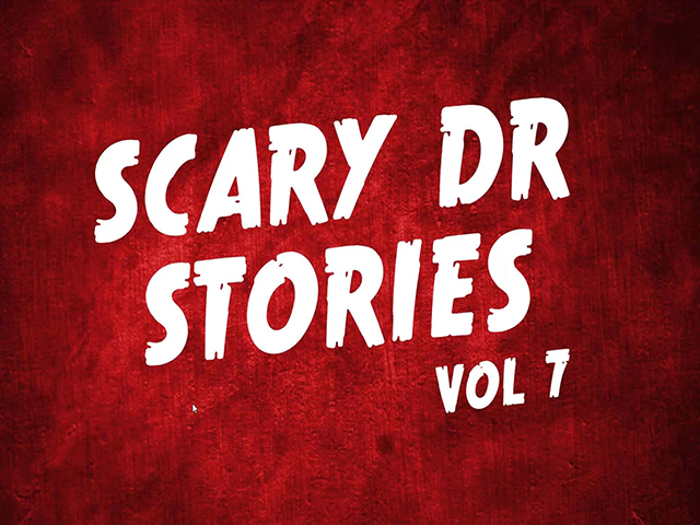Scary DR Stories 2019 Webinar