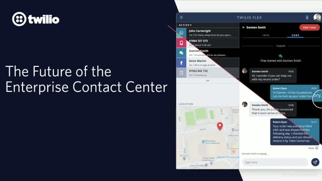 The Future of the Enterprise Contact Center