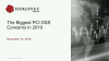 Join Herjavec Group to Discuss the Top 3 PCI DSS Concerns in 2019