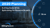 2020 Planning: Cutting Costs While Optimizing for Revenue Growth