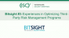 Bitsight #3 - Experiences in Optimizing Third-Party Risk Management Programs