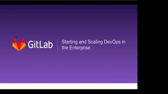 Starting and scaling DevOps