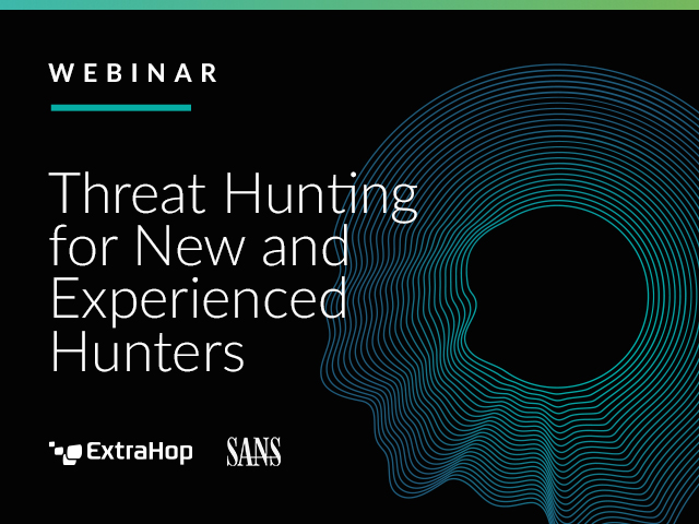 SANS Institute: Threat Hunting for New and Experienced Hunters Panel Discussion