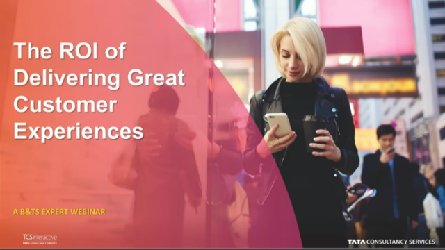 The ROI of Delivering Amazing Experiences featuring Forrester Research and USAA