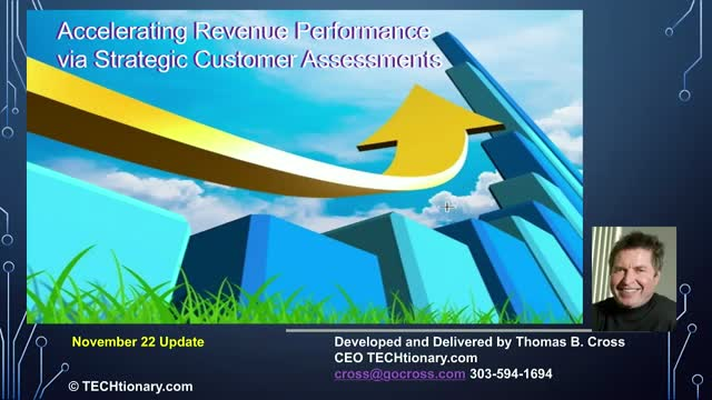 Accelerating Customer Performance via Strategic Customer Assessments