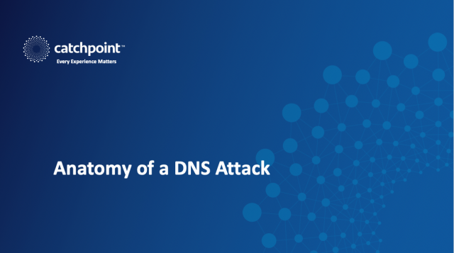 Anatomy of a DNS Attack
