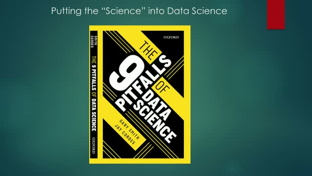 "Putting the ""Science"" into Data Science"