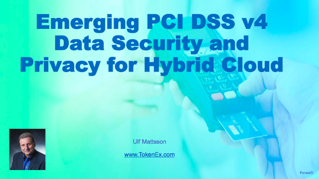 Data Privacy Day - Emerging PCI DSS v4 Data Security & Privacy for Hybrid Cloud
