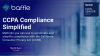 CCPA Data Privacy Compliance Simplified