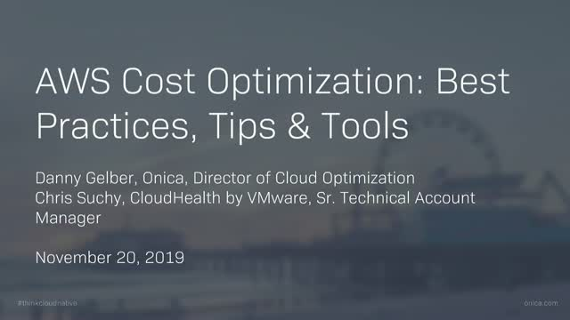 AWS Cost Optimization: Best Practices, Tips & Tools
