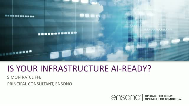AI, Infrastructure and Cloud - is your Infrastructure AI-Ready?