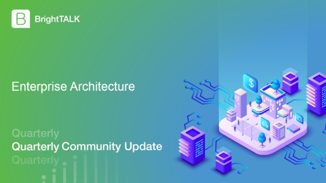 Q4 2019 Community Update: Enterprise Architecture