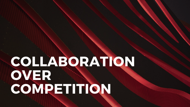 Collaboration Over Competition in an Agile Environment