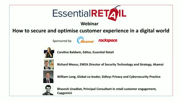Securing and optimising customer experience in a digital world