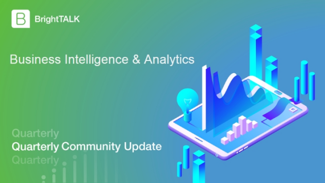 Q4 2019 Community Update: Business Intelligence & Analytics