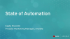 State of Automation