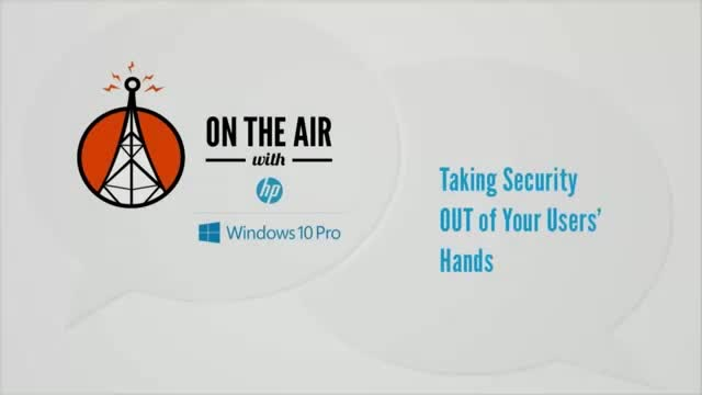 Taking Security OUT of Your Users' Hands