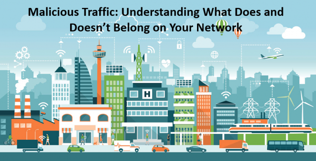 Detecting Malicious Traffic on Your Network. How?