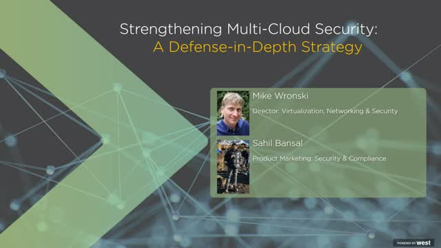 Strengthening multi-cloud security: A defense-in-depth strategy