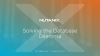Solving the Database Dilemma with Nutanix