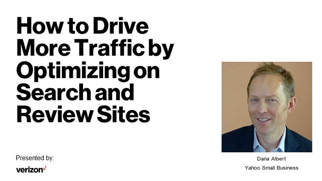 How to Drive More Traffic by Optimizing on Search and Review Sites