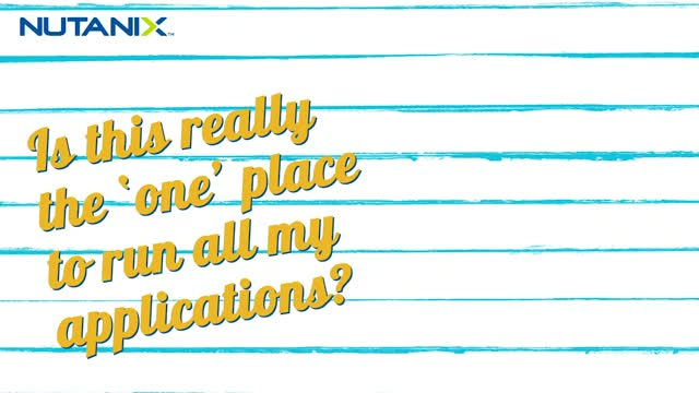 Cloud Shack Ep 5: Is this really the 'one' place to run all my applications?